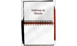 Síndrome de Muenke