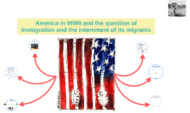 America in WWII and the question of immigration and migrants