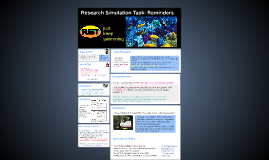 Copy of Research Simulation Task: Reminders