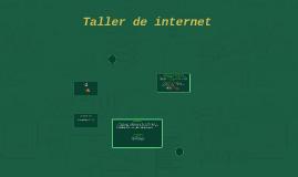 Taller de internet