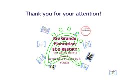 Copy of Rio Grande Plantation Eco Resort