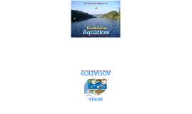 Ecologia dos Ecossistemas Aquáticos