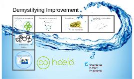 Demystifying Improvement Workshop