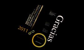 Presentación SIEF 2011