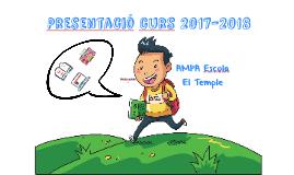 Presentació 2017-2018
