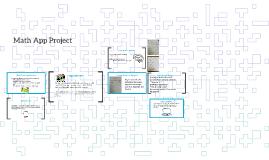 Math App Project