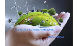 Copy of LA SALUD Y EL MEDIO AMBIENTE