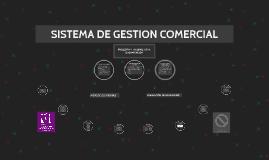 SISTEMA DE GESTION COMERCIAL