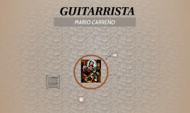 GUITARRISTA - Mario Carreño
