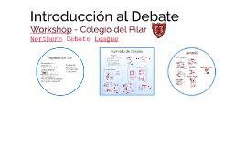 Introducción al Debate (workshop)
