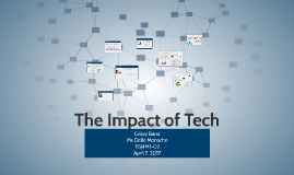 The Impact of Tech