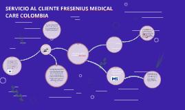 SERVICIO SL CLIENTE FRESENIUS MEDICAL CARE COLOMBNIA