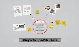 Proyecto Eco-Biblioteca