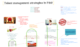 Copy of Talent management strategies in P&G
