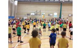 Cheltenham and North Tewkesbury School Sport Network Primary Leadership