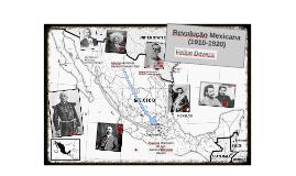 Aula: Revolução Mexicana