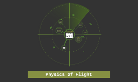 The Physics of Flight