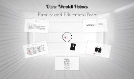 Copy of Olivar Wendell Holmes