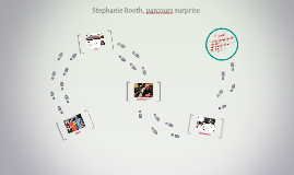 Stephanie Booth, parcours surprise
