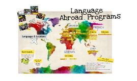 Languages Abroad
