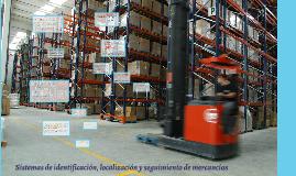 Sistemas de identificación, localización y seguimiento de mercancías