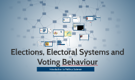 IPS - Elections, Electoral Systems and Voting Behaviour