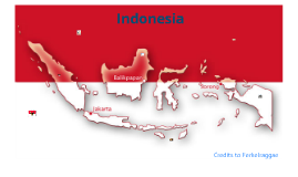 Indonesia - G20 Project