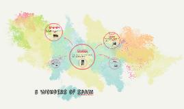 5 wonders of spain