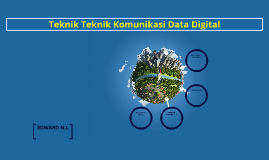 Teknik Teknik Komunikasi Data Digital