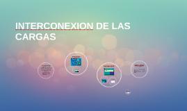 INTERCONEXION DE LAS CARGAS