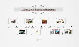 Życiorys Whilliama Shakespears'a