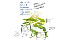 Why was Dorian Gray disliked by so many critics?