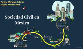 Copy of Sociedad Civil en México