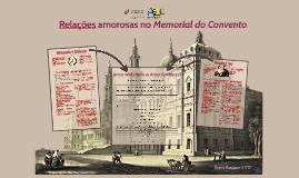 Relações amorosas no Memorial do Convento