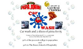 Copy of Papa Johns Car Wash Event