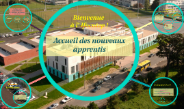 ACCUEIL DES  NOUVEAUX APPRENTIS 2017