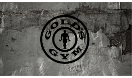 Gold's Gym PTs