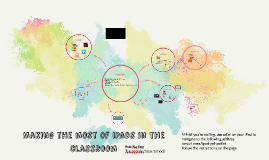Making the most of iPads in the classroom