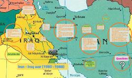 Iran - Iraq war (1980 -1988)