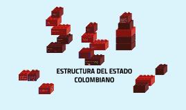 Copy of ESTRUCTURA DEL ESTADO COLOMBIANO
