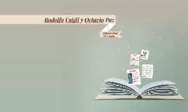 Rodolfo Usigli y Octavio Paz