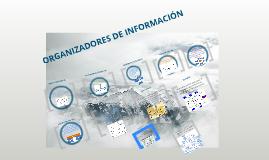 Copy of ORGANIZADORES DE INFORMACION
