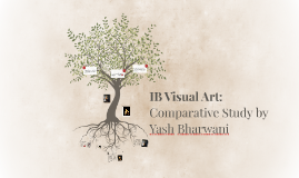 IB Visual Art: Comparative Study by Yash Bharwani