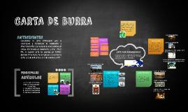 Copy of CARTA DE BURRA