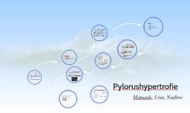 Pyloryshypertrofie