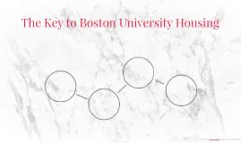 The Key to Boston University Housing