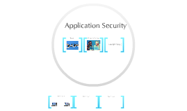 Developing an Application Security Program