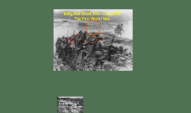 Long And Short Term Causes Of The First World War