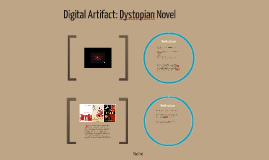 Digital Artifact: Dystopian Novel