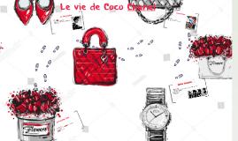 Le vie de Coco Chanel